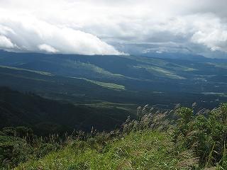 阿蘇へ山登り1