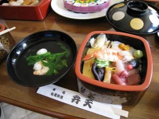 チラシ寿司by弁天寿司本店