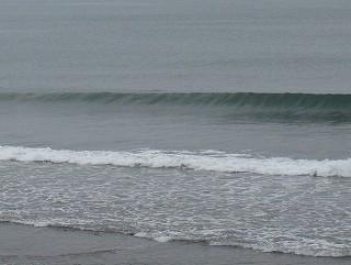2008年11月2日の海