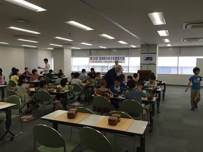 第36回宮崎県少年少女囲碁大会