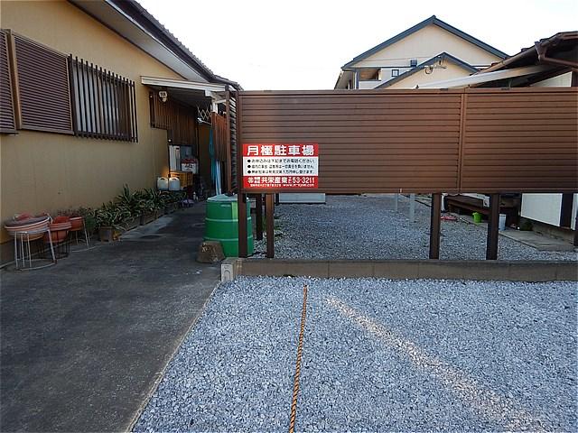 宮崎市恒久南3丁目月極駐車場写真1