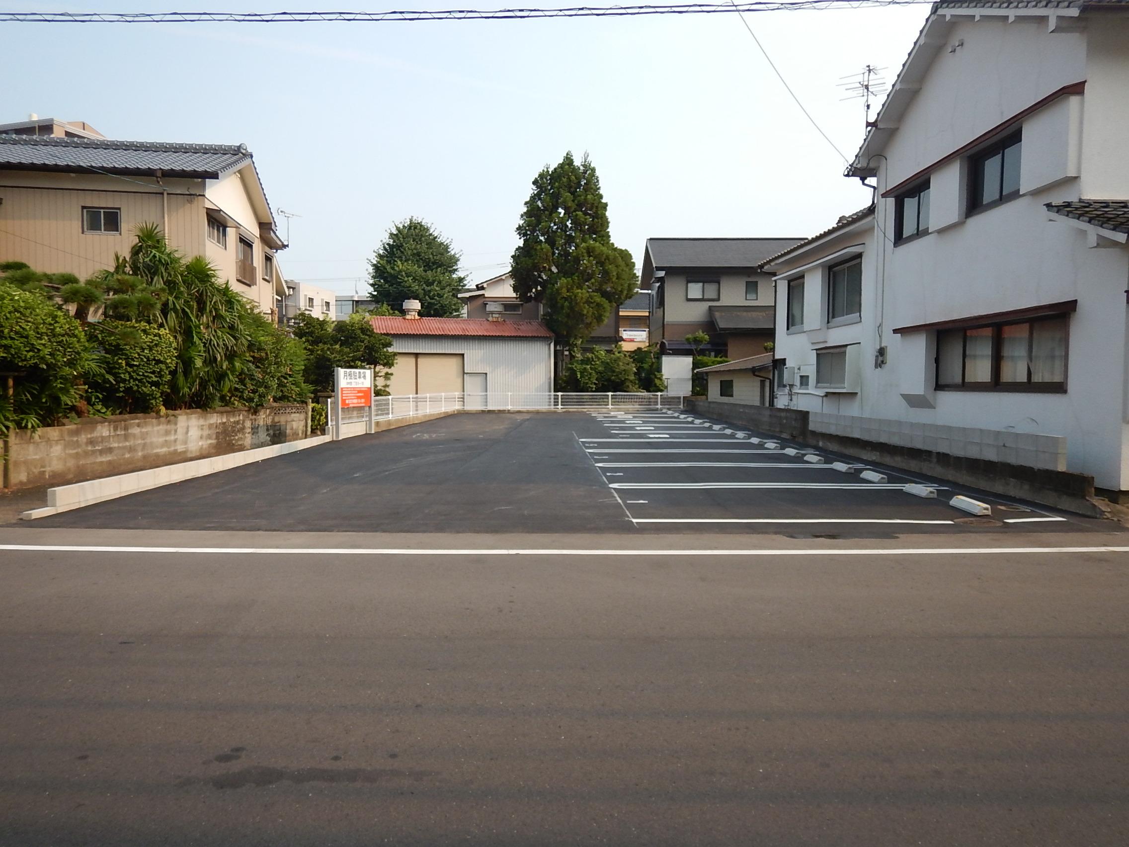 宮崎市中村西1丁目8−18月極駐車場2