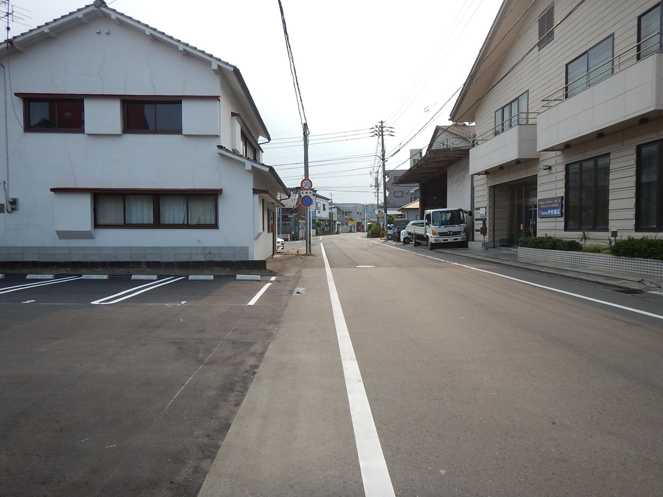 宮崎市中村西1丁目8−18月極駐車場4